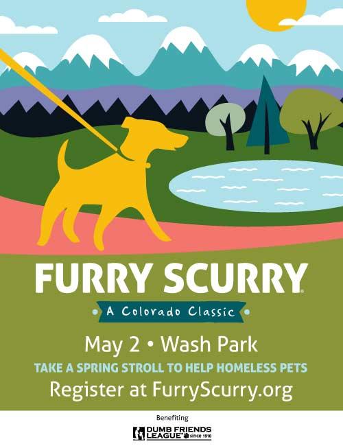 Furry Scurry ex