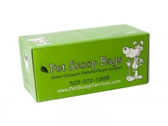 Pet Scoop Waste Bags