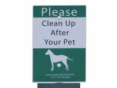 Pet Waste Stations